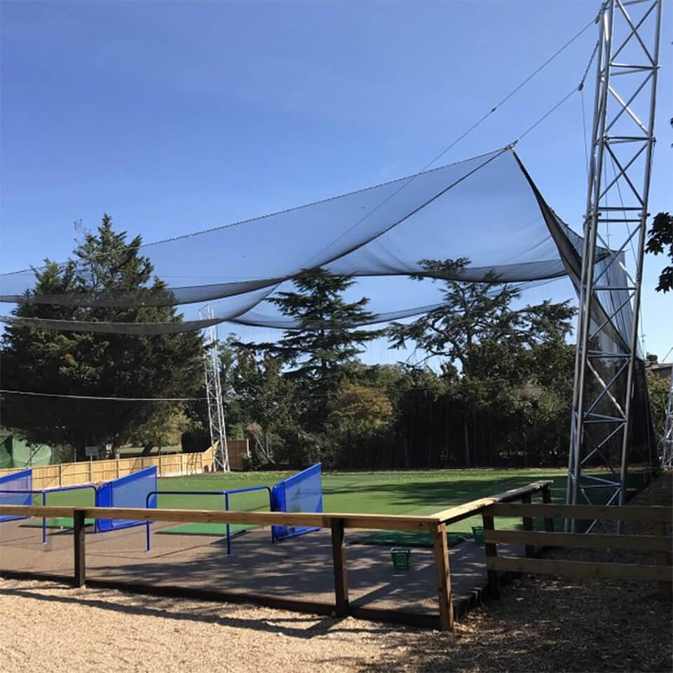 Hi-Nets Golf Pods